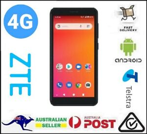 NEW TELSTRA ESSENTIAL SMART 2 ZTE A3 2019T 4G ANDROID BLUE TICK RURAL
