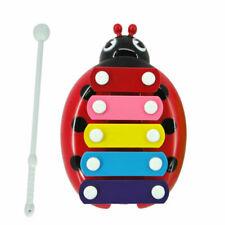 Baby Toy Music Instrument Five Keys Beetle Children Kids Musical Educational *5