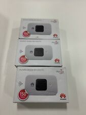 3 X HUAWEI E5577c WHITE LTE 4G 3G Mobile MIFI WIFI Wireless Modem VODAFONE