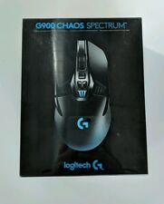 Logitech G900 Chaos Spectrum Optical Gaming Mouse Wired/Wireless