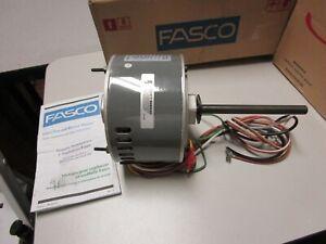 FASCO 1/4 HP CONDENSER FAN MOTOR - MODEL D7749 - NEW
