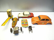 Vintage Lot Capital Hill Racer Unique Art Volkswagen Bug Mechanical Car Parts