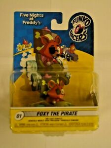 Funko Racers / Five Nights at Freddys / Foxy the Pirate Nr.01 / ca.9 cm groß