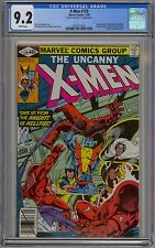 Uncanny X-Men #129 CGC 9.2 NM- Wp 1st Kitty Pryde Marvel Comics 1980 Signed x 4!