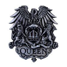 Metal Queen Rock Band Vintage Men Cowboy Western Belt Buckle Eagle Crown Lion