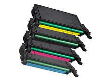 KIT 4 Toner Compatibile per Samsung CLP-620 CLP-620ND 670ND CLX-6220FX