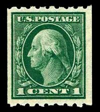 Us.#410 Wash & Frnkln Coil Issue 1912 - Ognh - Vf $40.00 (Esp#0352)