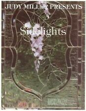 Stained Glass Pattern Book - SIDELIGHTS