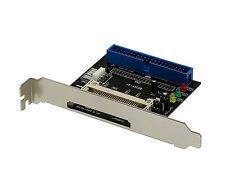 *New* SATA Converter ATA Hot IDE to Compact Flash CF Adapter w/ PCI Bracket A2