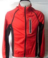 Mens Ladies Waterproof Windproof Softshell Cycling Jacket Gilet Zip off Arms