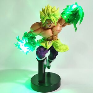 Dragon Ball Super Broly Led Effect Action Figure Toy DBZ