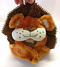 Pet Luv Lion Dog Costume Halloween Dress Up Safari Jungle M or L?