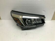 2017 2018 Subaru Forester Right Headlight LED OEM