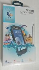 New Lifeproof Waterproof nuud Phone Case Cover for Samsung Galaxy S3 III - Black