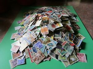 World Stamps - Bulk - Mixture of Countries - Used