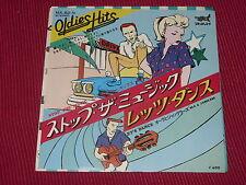 "Lenne & Lee Kings/ Ola & Janglers:   orig rare Japanese  7""   Near Mint"