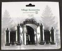 Department 56 GENERAL VILLAGE ACCESSORIES City Gate 8858200