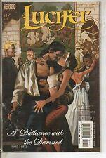 DC Vertigo Comics Lucifer #17 October 2001 NM