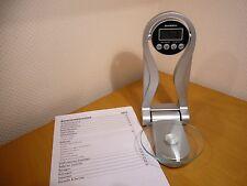 SilverCrest Küchenwaage Wandwaage Standwaage KH 1159 digital, Metall top! Gewähr