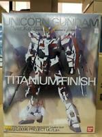 Bandai 1/100 RX-0 Unicorn Gundam Ver.Ka titanium finish MG model kit 1:100