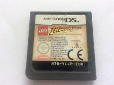 LEGO INDIANA JONES THE ORIGINAL ADVENTURE NINTENDO DS UK version VGC No case