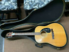 Norma Acoustic Guitar Used w/ Hard Case Local Pickup Only for sale