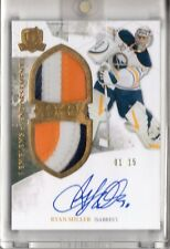 2010-11 10/11 The Cup Emblems Of Endorsement Auto Patch Ryan Miller /15 SICK!