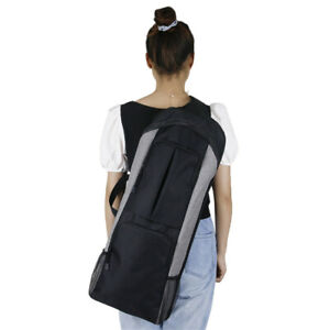 Home Travel Sport Fitness Exercise Zip Large Pockets Yoga Mat Gym Duffle Bag