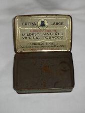 Black cat cigarettes tin.