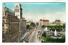 Barcelona - Photo Postcard 1960