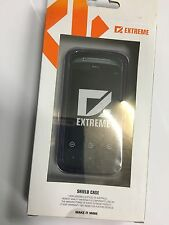 HTC 7 Mozart,T8697,HD3 Extreme TPU Shield Case Purple XC-TPHTCMPU Brand New pack
