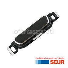 Repuesto Boton Home Menu Negro para Samsung Galaxy S3 I9300