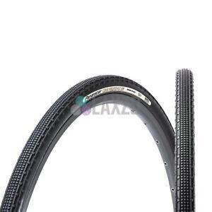 Panaracer Gravelking SK TLC Folding Tyre 700x35C Black Bike Cycle Bicycle