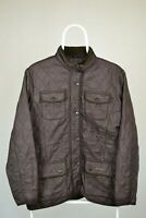 Womens BARBOUR UTILITY WINTER QUILT Jacket Country Coat Size UK 16