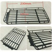 KYX Metal Roof Rack Basket Tray for 1/10 Traxxas Trx4 Bronco /Axial Scx10 RC Car