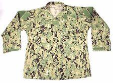 Crye Precision Navy Custom AOR2 Field Shirt XL-L NAVY SEAL DEVGRU NSW BDU BLOUSE