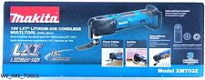 New In Box Makita 18V XMT03Z Cordless Oscillating Multi-Tool LXT 18 Volt Lit-Ion