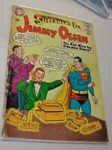 Superman's Pal Jimmy Olsen #73  Silver Age DC Comic