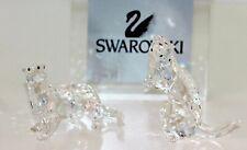 Swarovski Original Figurine Otter Couple 5385060 New with Packaging