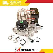 GMB Water Pump Fit 99-06 Cadillac GM Chevrolet Hummer Isuzu Saab 4.8 5.3 6.0