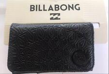 LADIES BILLABONG WALLET BRAND NEW WITH TAGS BLACK MOONSTRUCK PURSE XMAS GIFT