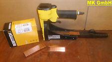 Stanley Bostitch ABA 58 Kartondeckelhefter + 2000 Klammern 35 breit, max 15mm