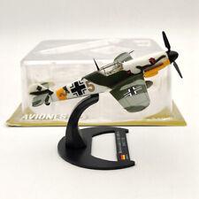 1:72 World WAR II Germany Messerschmitt BF 109F-4 1942 Diecast Models Collection
