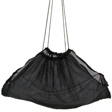 NGT BLACK WEIGH SLING NET FOR BARBEL CARP FISHING WEIGHING SLING