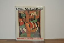 Russian Avant-Garde Art - The George Costakis Collection - T&H H/B 1981 (PW)