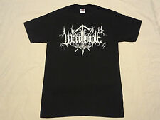 WOODTEMPLE logo SHIRT M,Graveland,Iuvenes,Honor,Nokturnal Mortum,Drudkh,Arkona