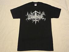 WOODTEMPLE logo SHIRT XL,Graveland,Iuvenes,Honor,Nokturnal Mortum,Drudkh,Arkona