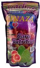 ARTICHOKE FLAX SEED Powder Sara Nutrition Alcachofa LINAZA 100% Natural 14 Oz