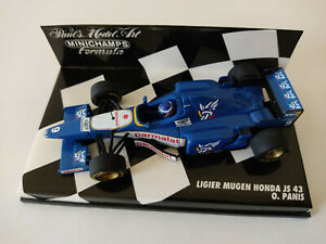 F1 1/43 Minichamps Ligier JS43 Panis 1996