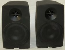 Boston Acoustics Micro80X Black Satellite Speakers - USA